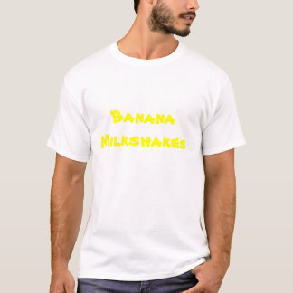 Banana Milkshakes Fantasy Football T-Shirt