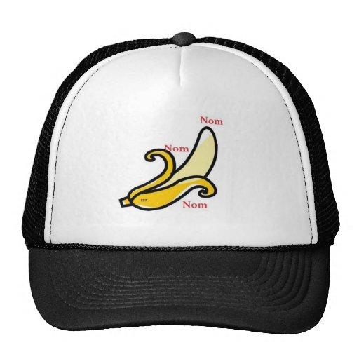 banana nom nom nom xxx trucker hats