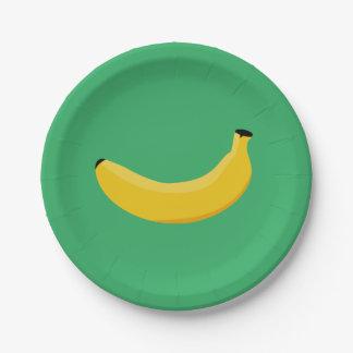Banana Paper Plate