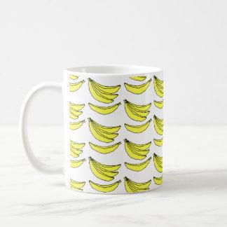 Banana Pattern. Coffee Mug