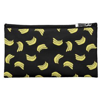 Banana Pattern Cosmetic Bag