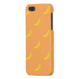 banana pattern iphone 5 iPhone 5/5S covers