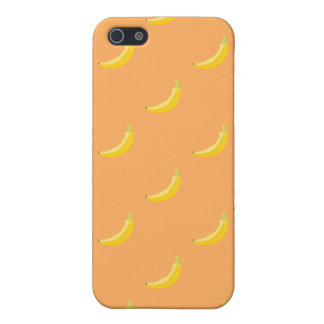 banana pattern iphone 5c iPhone 5/5S case