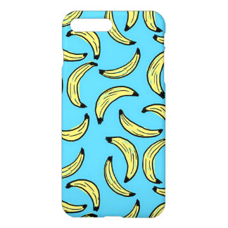 Banana Pattern iPhone 7 Plus Case