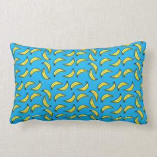 Banana Pattern Lumbar Pillow