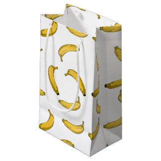 Banana Pattern Small Gift Bag