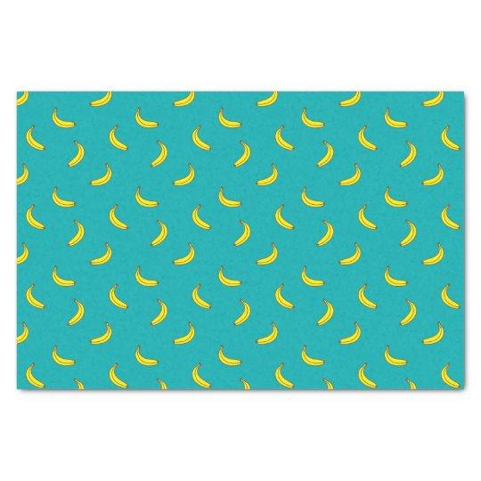 Banana Pattern Tissue Paper