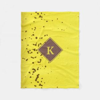 Banana Peel Fleece Blanket