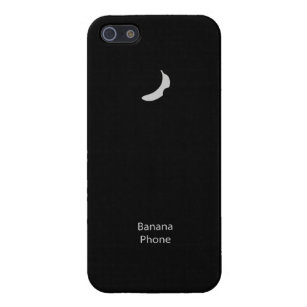 Banana Phone iPhone 5/5S Cover