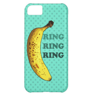 Banana Phone iPhone 5C Cases