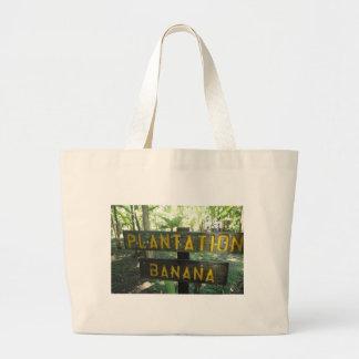 banana plantation bag