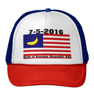 Banana Republic USA Hat