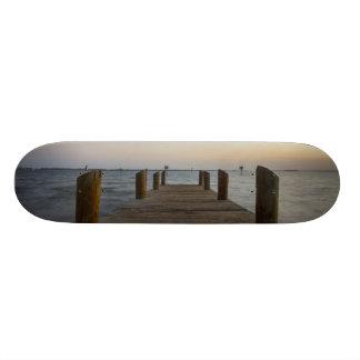 Banana River Dock Skate Board