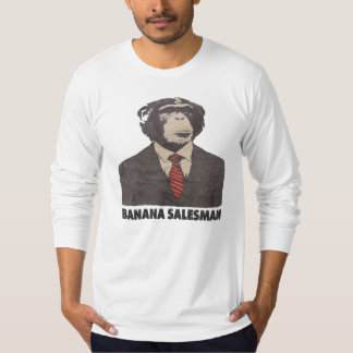 Banana Salesman T-Shirt