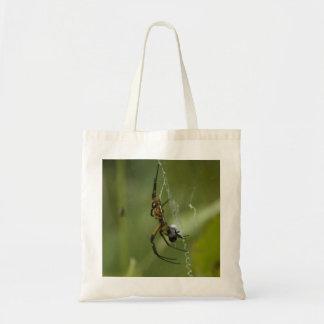 Banana Spider Web Tote Budget Tote Bag