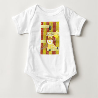 Banana Split Babygro Baby Bodysuit
