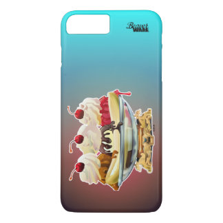 Banana Split iPhone 7 Plus Case