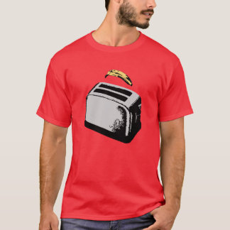 Banana Toaster T-Shirt