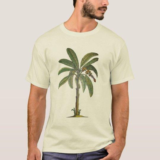 Banana Tree Botanical T-Shirt