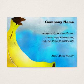 Banana Tree Business Card