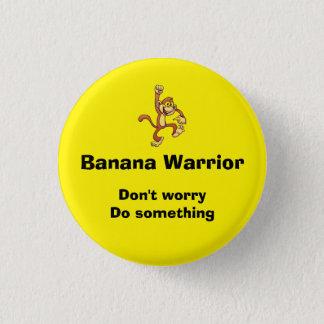 banana warrior pin