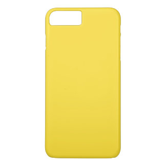 Banana Yellow iPhone 7 Plus Case