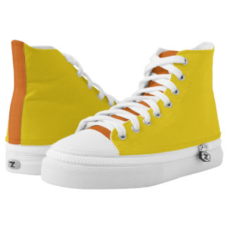 Banana Yellow Shoes