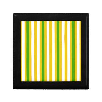 Banana Yellow Stripe Gift Box