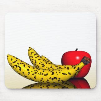 bananapple mouse pad