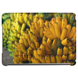 Bananas at night iPad air cases
