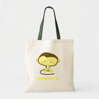 Banana's! Tote Bags
