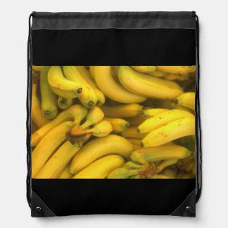 Bananas/Food Drawstring Bag