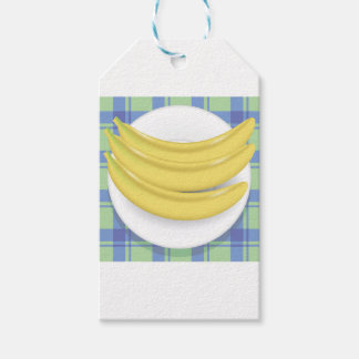 bananas gift tags