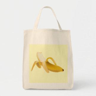 Bananas Grocery Tote Bag
