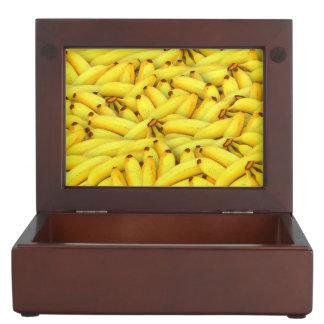 Bananas Memory Box