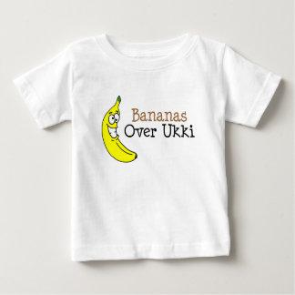 Bananas Over Ukki Baby T-Shirt