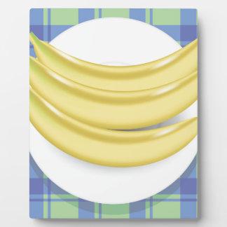 bananas plaque