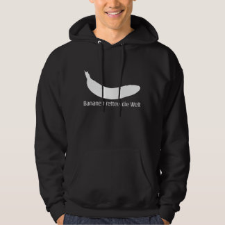 Bananas save the world hood Sweatshirt