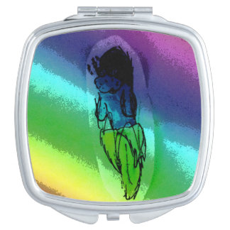 Bananatee Rainbow Mirror Vanity Mirror