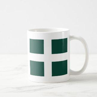banat region flag coffee mug
