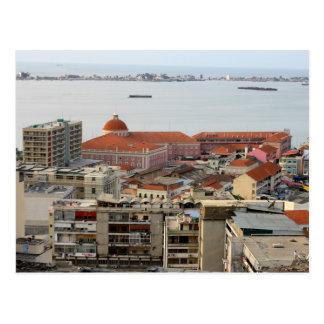 Banco Nacional de Angola Postcard