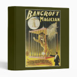Bancroft the Magician c 1897 3 Ring Binder