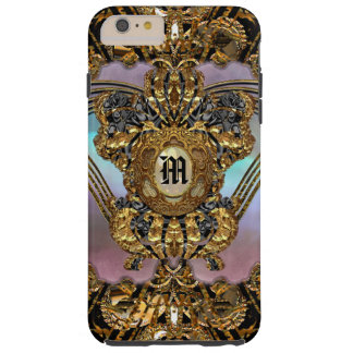 Bancroftyne Drama Girl 6/6s  Damask Plus Tough iPhone 6 Plus Case