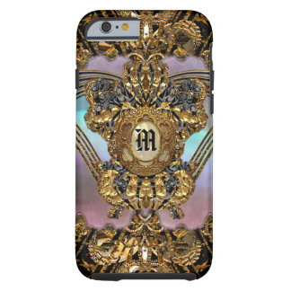 Bancroftyne Drama Girl  6/6s Damask Tough iPhone 6 Case