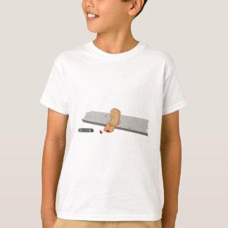 Band-aid has a boo boo T-Shirt