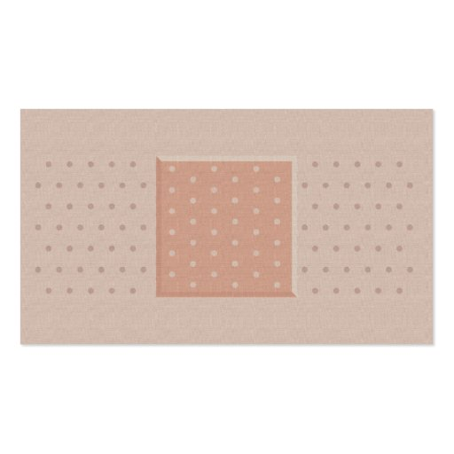 Band-Aid Medical Business Card