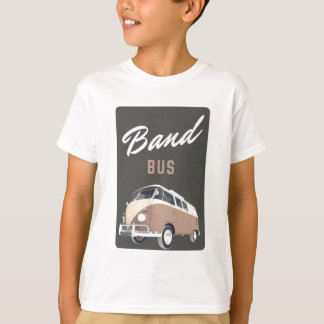 Band Bus Apparel T-Shirt
