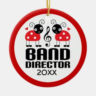 Band Director Christmas Ornament