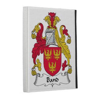 Band Family Crest iPad Case