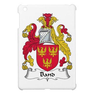 Band Family Crest iPad Mini Case